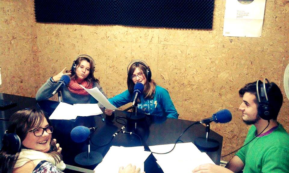 taller de radio 2